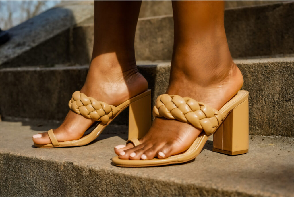 Sandal Season: My favorite for Spring from Just Fab sandal