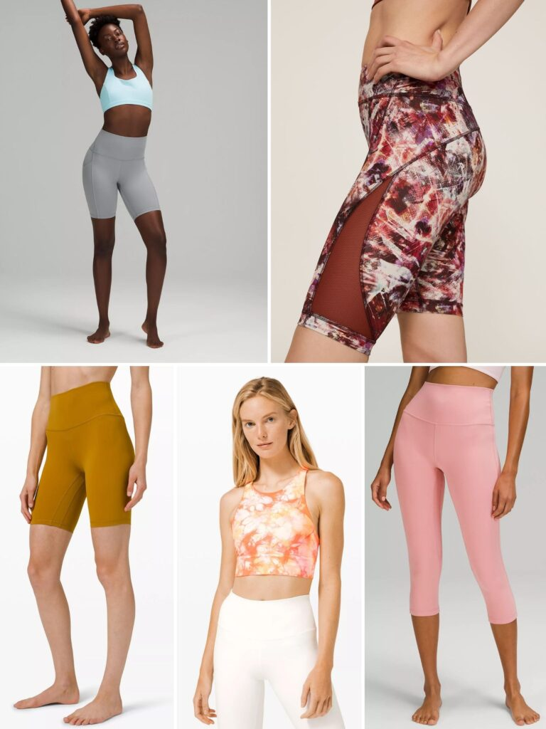 Functional & Fashionable Workout Gear